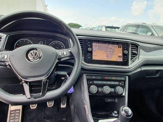 Photo miniature de la Volkswagen T-Roc 1.0 TSI 115 Start/Stop BVM6 IQ.Drive 2020 d'occasion