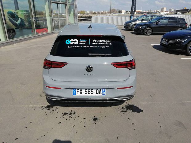 Photo miniature de la Volkswagen Golf 2.0 TDI SCR 115 DSG7 Active 2021 d'occasion
