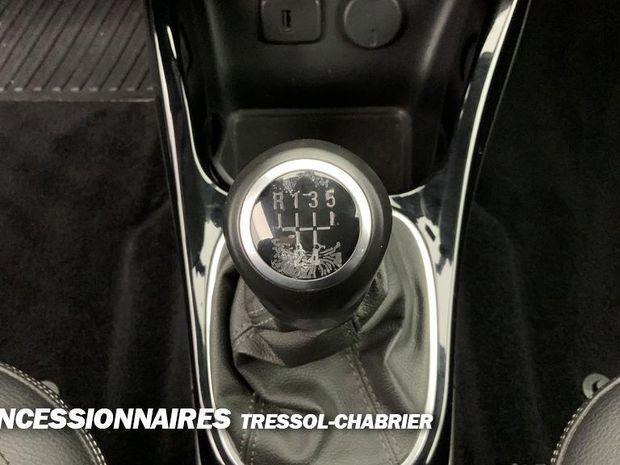 Photo miniature de la Opel Adam 1.4 Twinport 87 ch S/S Black Edition 2019 d'occasion