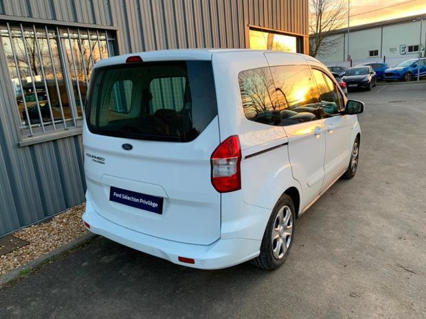 Photo miniature de la Ford Tourneo Courier 1.5 TDCI 100ch Trend 2019 d'occasion