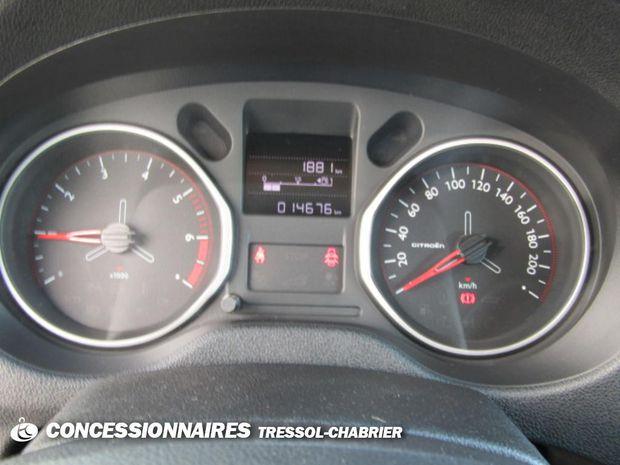 Photo miniature de la Citroën C-Elysée PureTech 82 Live 2018 d'occasion
