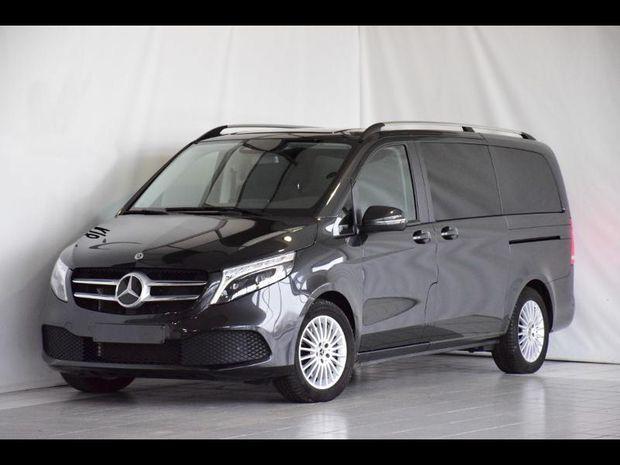 Photo miniature de la Mercedes Classe V 220 d Long Style 9G-Tronic 2019 d'occasion