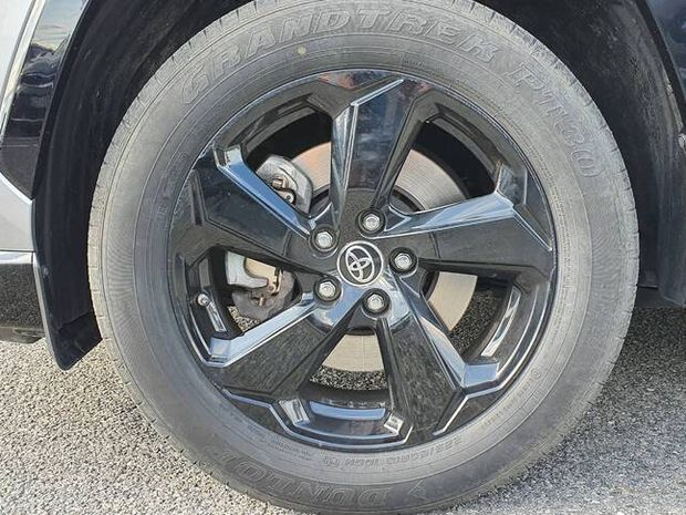 Photo miniature de la Toyota RAV4 Hybride 222 ch AWD-i Collection 2019 d'occasion