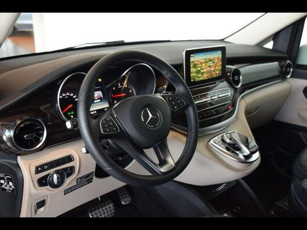 Photo miniature de la Mercedes Viano Marco Polo 300 d 240ch 9G-Tronic 2019 d'occasion