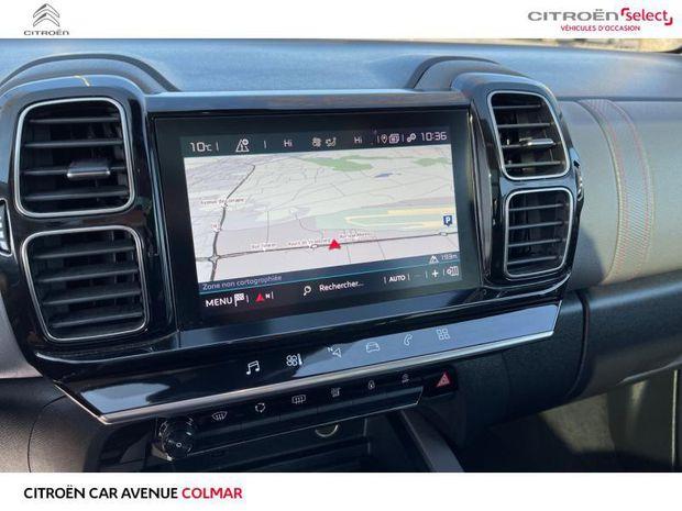 Photo miniature de la Citroën C5 Aircross PureTech 180ch S&S Feel EAT8 2018 d'occasion