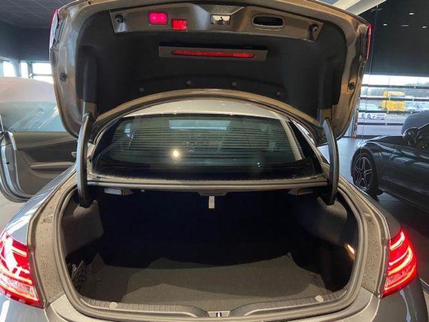 Photo miniature de la Mercedes Classe C Coupe 220 d 194ch AMG Line 4Matic 9G-Tronic Euro6d-T 2020 d'occasion