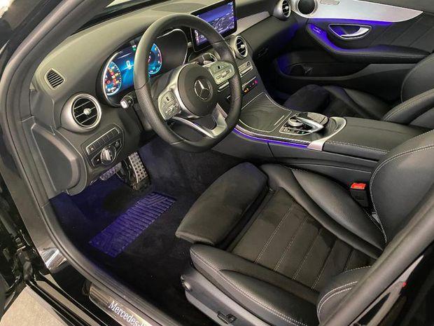 Photo miniature de la Mercedes Classe C 200 184ch AMG Line 9G Tronic 2020 d'occasion