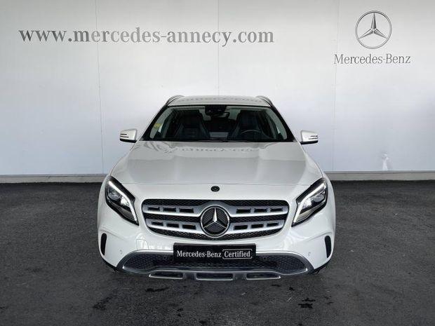 Photo miniature de la Mercedes GLA Classe  180 d Sensation 7G-DCT 2017 d'occasion