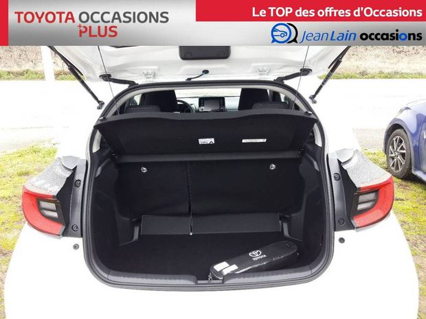 Photo miniature de la Toyota Yaris 70 VVT-i Design 2020 d'occasion