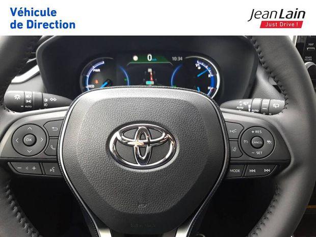 Photo miniature de la Toyota RAV4 Hybride 218 ch 2WD Dynamic 2020 d'occasion