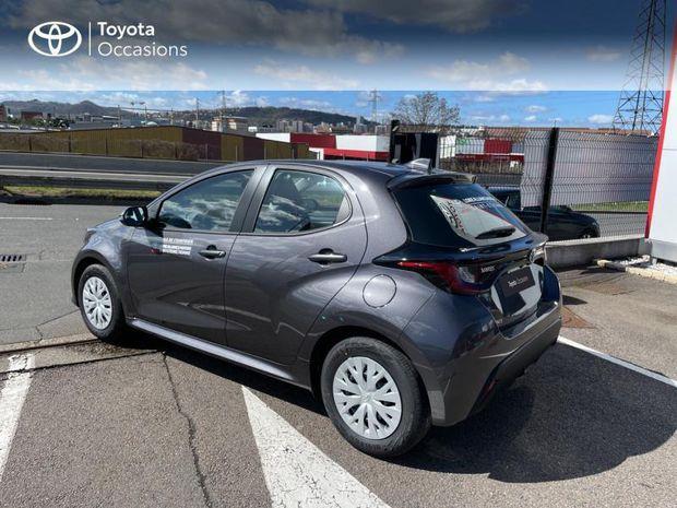 Photo miniature de la Toyota Yaris 120 VVT-i France 5p 2021 d'occasion