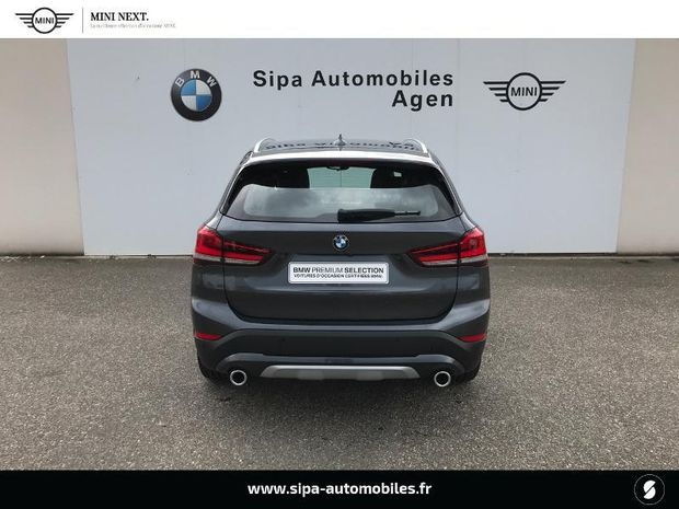 Photo miniature de la BMW X1 sDrive18dA 150ch xLine 2020 d'occasion