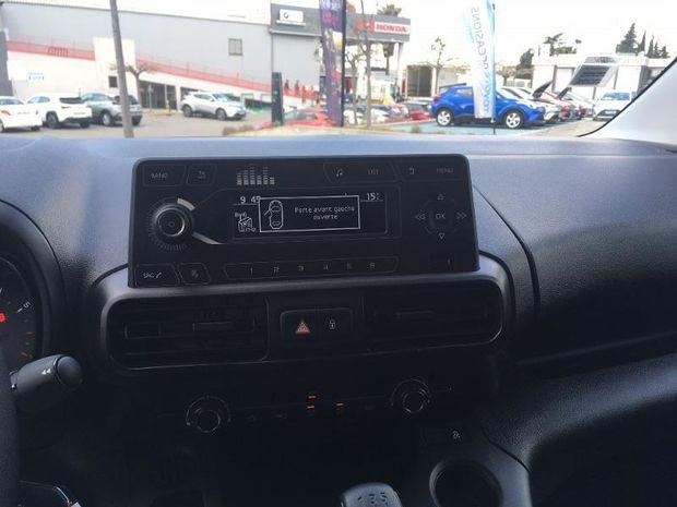 Photo miniature de la Toyota PROACE CITY Medium 75 D-4D Dynamic 2020 d'occasion