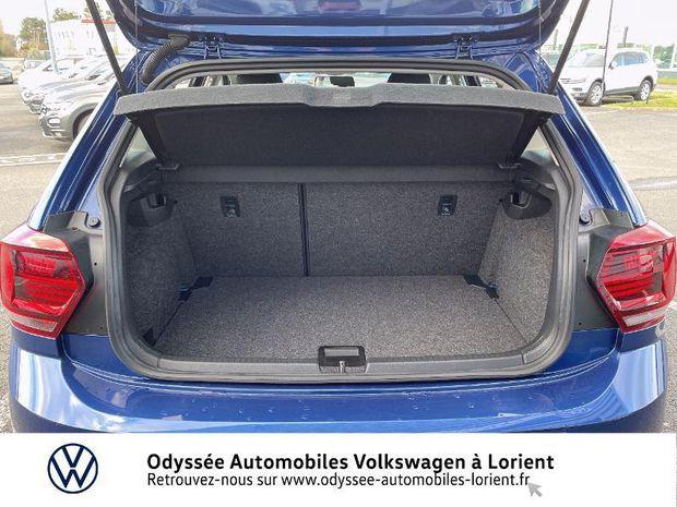 Photo miniature de la Volkswagen Polo 1.0 TSI 95ch Confortline 2018 d'occasion