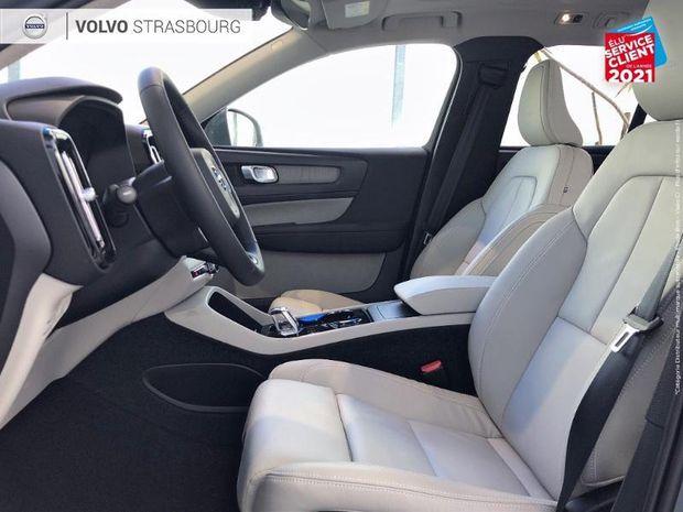 Photo miniature de la Volvo XC40 D4 AdBlue AWD 190ch Inscription Luxe Geartronic 8 2021 d'occasion