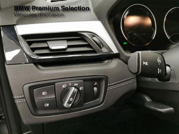 Photo miniature de la BMW X2 sDrive18dA 150ch Lounge Euro6d-T 118g import 2019 d'occasion