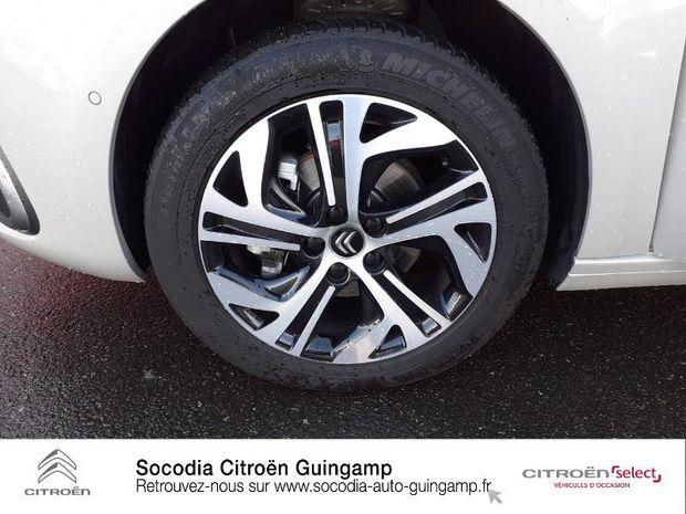 Photo miniature de la Citroën C4 Picasso PureTech 130ch Rip Curl S&S EAT6 2018 d'occasion