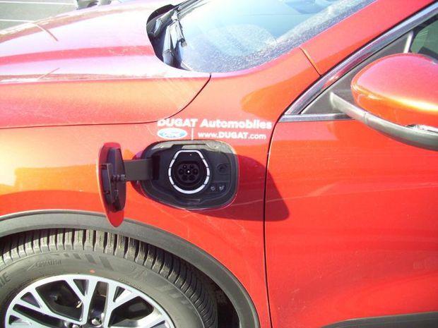 Photo miniature de la Ford Kuga 2.5 Duratec 225ch PowerSplit PHEV Titanium e-CVT 2020 d'occasion