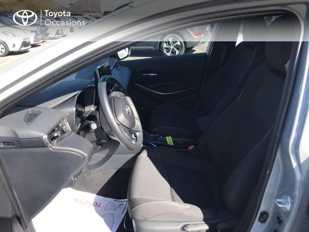 Photo miniature de la Toyota Corolla 122h Dynamic 2020 d'occasion