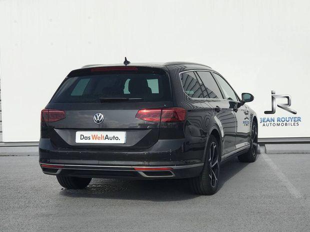 Photo miniature de la Volkswagen Passat SW 1.4 TSI Hybride Rechargeable DSG6 GTE 2019 d'occasion