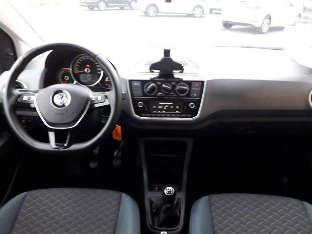 Photo miniature de la Volkswagen Up 1.0 60 BlueMotion Technology BVM5 Move Up! 2019 d'occasion