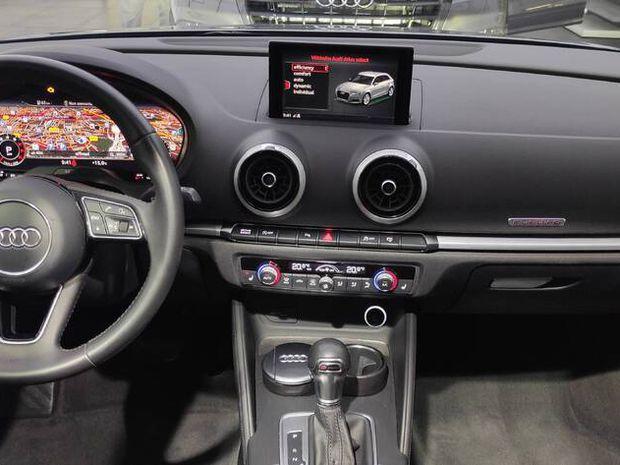 Photo miniature de la Audi A3 Sportback 2.0 TFSI 190 S tronic 7 Quattro Design Luxe 2017 d'occasion