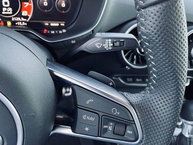 Photo miniature de la Audi TTS Coupé 40 TFSI 306 S tronic 7 Quattro 2019 d'occasion