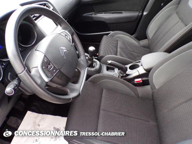Photo miniature de la Citroën C4 PureTech 110 BVM Millenium 2017 d'occasion