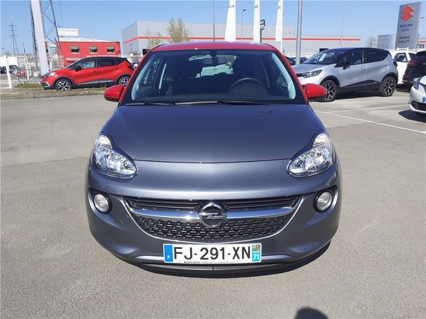 Photo miniature de la Opel Adam 1.4 TWINPORT 87 CH S/S 2019 d'occasion