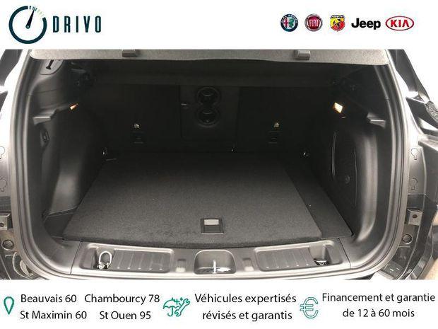 Photo miniature de la Jeep Compass 1.3 GSE T4 240ch S 4xe PHEV AT6 2021 d'occasion