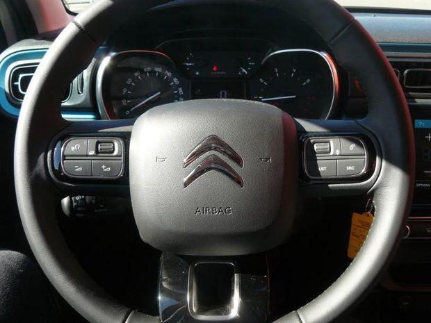 Photo miniature de la Citroën C3 BlueHDi 100ch Shine S&S E6.d-TEMP BVM5 2021 d'occasion