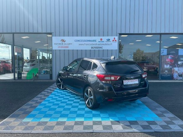 Photo miniature de la Subaru Impreza 1.6i 114ch Eyesight Luxury 2019 d'occasion