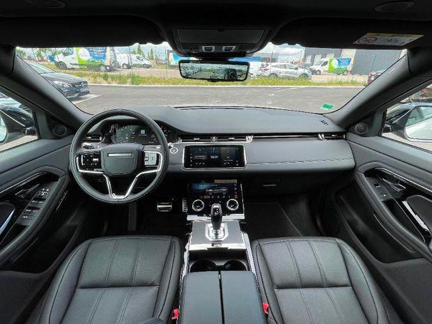 Photo miniature de la Land Rover Range Rover Evoque Evoque 2.0 P 200ch Flex Fuel R-Dynamic SE AWD BVA 2021 d'occasion