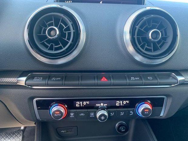 Photo miniature de la Audi A3 Sportback 30 TFSI 116ch Design S tronic 7 2018 d'occasion