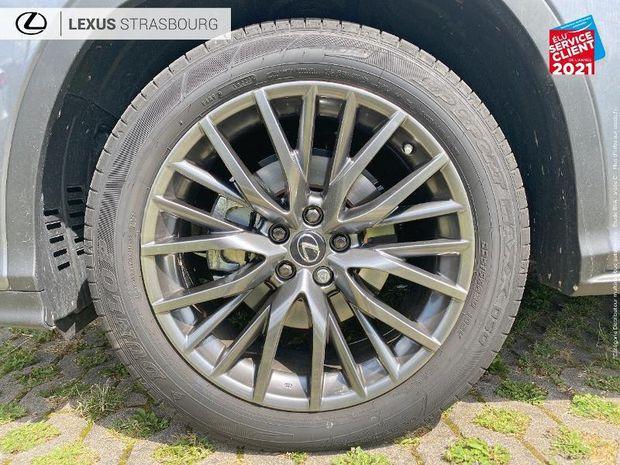 Photo miniature de la Lexus RX 450h 4WD F SPORT Executive Euro6d-T 15cv 2021 d'occasion