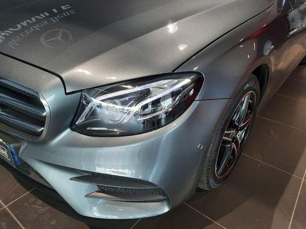 Photo miniature de la Mercedes Classe E 220 d 194ch AMG Line 9G-Tronic 2019 d'occasion