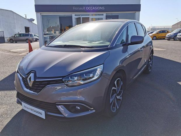 Photo miniature de la Renault Scenic 1.3 TCe 160ch FAP Intens 2019 d'occasion