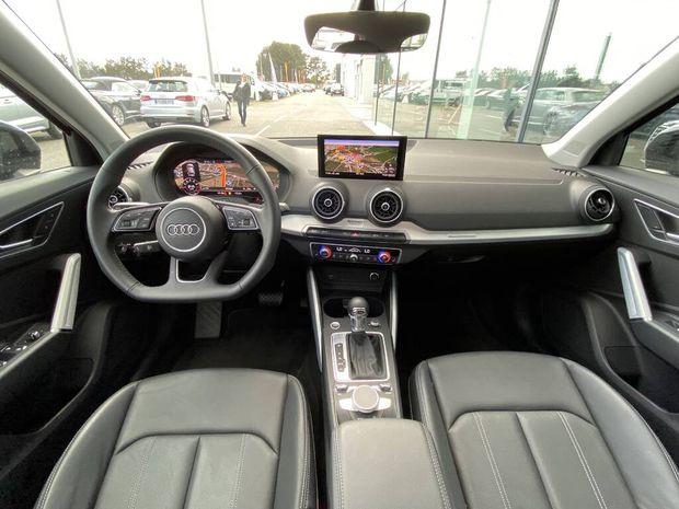 Photo miniature de la Audi Q2 35 TFSI COD 150 S tronic 7 Design Luxe 2020 d'occasion