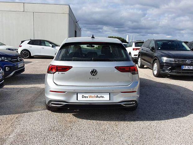 Photo miniature de la Volkswagen Golf 2.0 TDI SCR 115 BVM6 Style 1st 2020 d'occasion