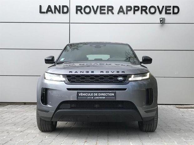 Photo miniature de la Land Rover Range Rover Evoque Evoque 2.0 P 200ch Flex Fuel SE AWD BVA 2021 d'occasion