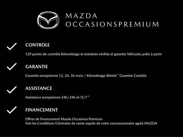 Photo miniature de la Mazda CX5 CX-5 2.2L Skyactiv-D 150 ch 4x2 Dynamique 2021 d'occasion