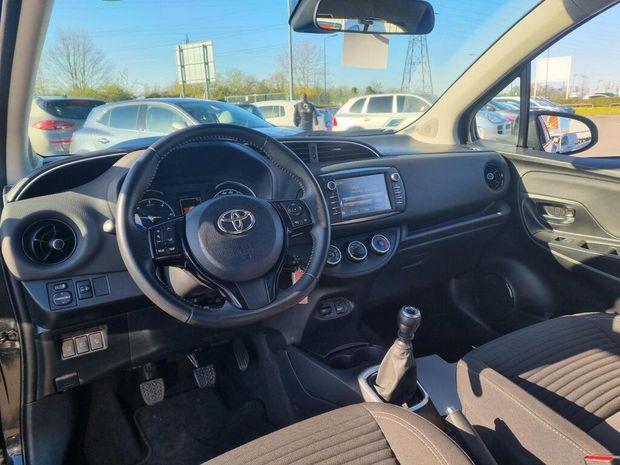 Photo miniature de la Toyota Yaris 90 D-4D Dynamic 2018 d'occasion