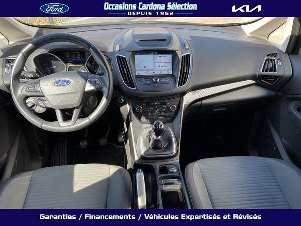 Photo miniature de la Ford C-MAX 1.0 EcoBoost 125ch Stop&Start Titanium 2018 d'occasion