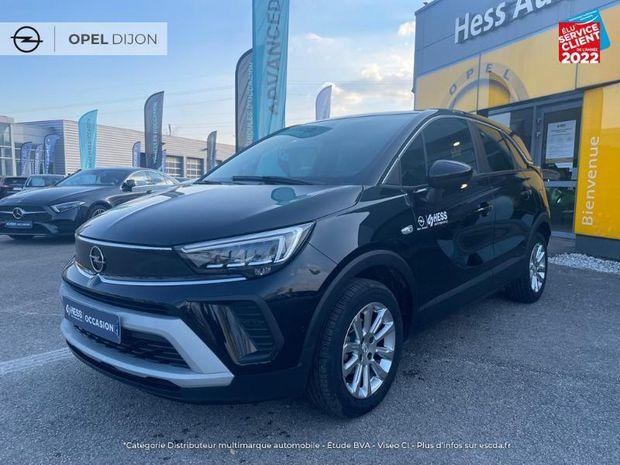 Photo miniature de la Opel Crossland X Crossland 1.5 D 110ch Elegance Euro 6d-T 2021 d'occasion