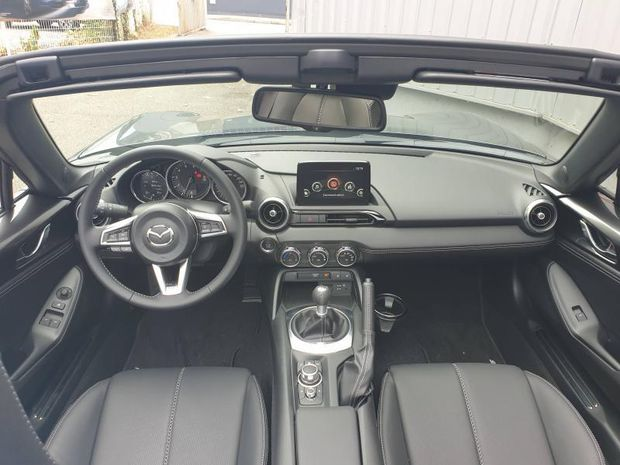Photo miniature de la Mazda MX5 MX-5 1.5 SKYACTIV-G 132ch Sélection Euro6d-T Evap 2020 d'occasion