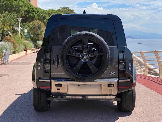Photo miniature de la Land Rover Defender 90 3.0 D300 X-Dynamic X 2021 d'occasion