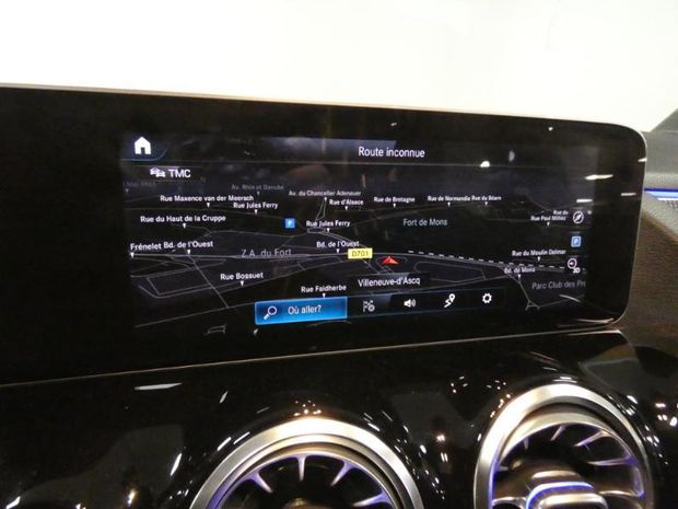Photo miniature de la Mercedes Classe B 180d 116ch Progressive Line 7G-DCT 2020 d'occasion
