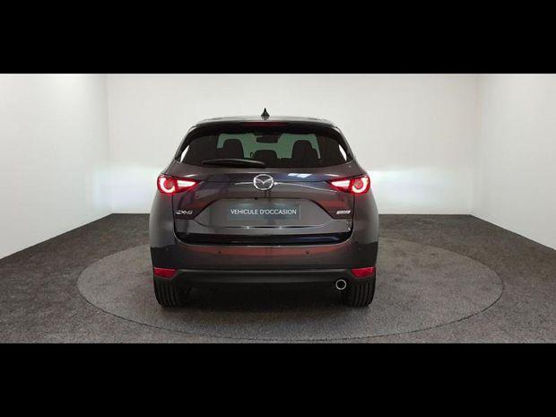 Photo miniature de la Mazda CX5 CX-5 2.2 SKYACTIV-D 150 Sélection 4x2 Euro6d-T 2020 2021 d'occasion
