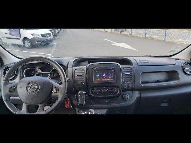 Photo miniature de la Opel Vivaro Fg F2900 L2H1 1.6 CDTI BiTurbo 125 EcoFLEX Start/Stop Cabine Approfondie Pack Business ISOTHE 2017 d'occasion