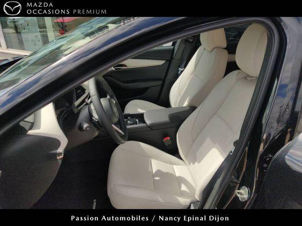 Photo miniature de la Mazda Mazda3 Berline 2.0L SKYACTIV-X M Hybrid 180 ch BVA6 Exclusive 2021 d'occasion